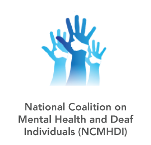 National Coalition on Mental Health and Deaf Individuals (NCMHDI)